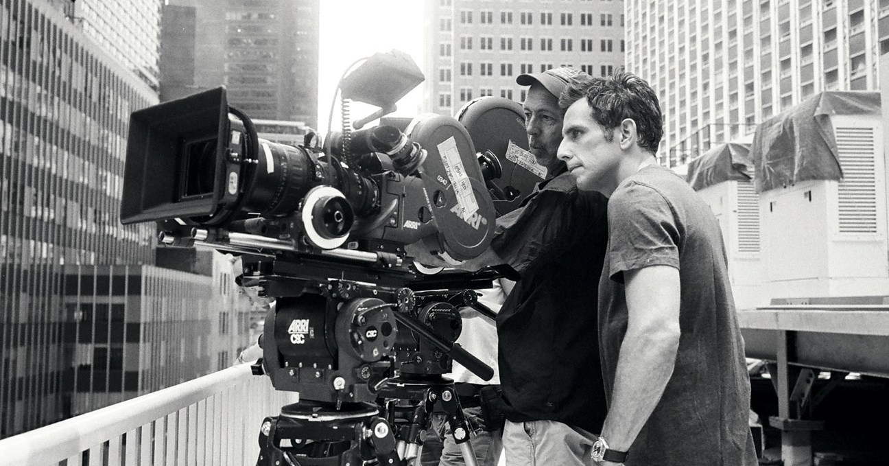 Filming The Secret Life of Walter Mitty (2013) Behind the Scenes