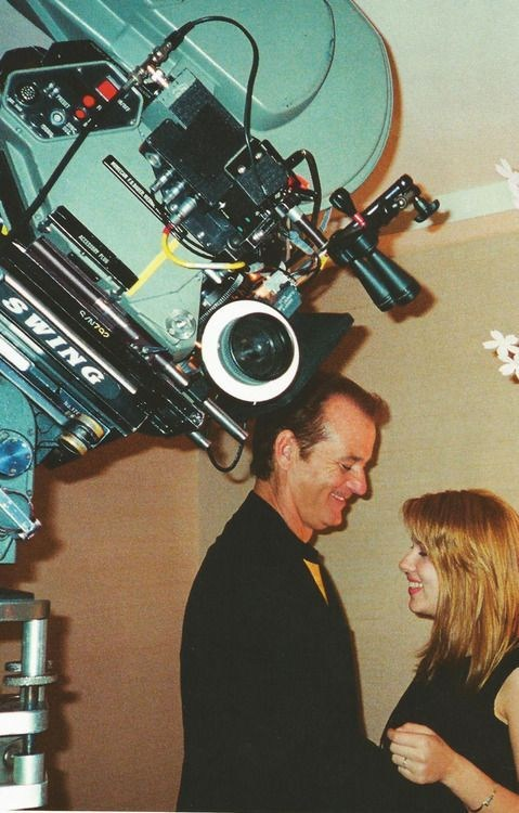 Lost in Translation Behind the Scenes Photos & Tech Specs