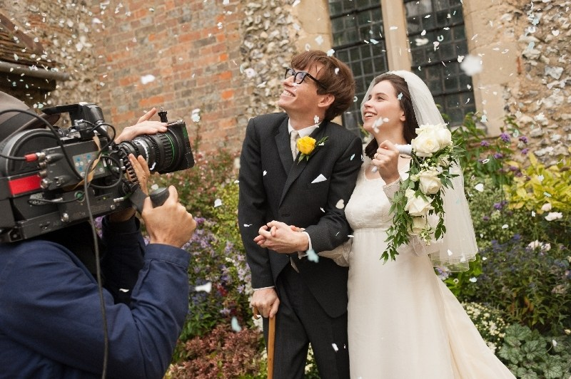 The Theory of Everything Behind the Scenes Photos & Tech Specs