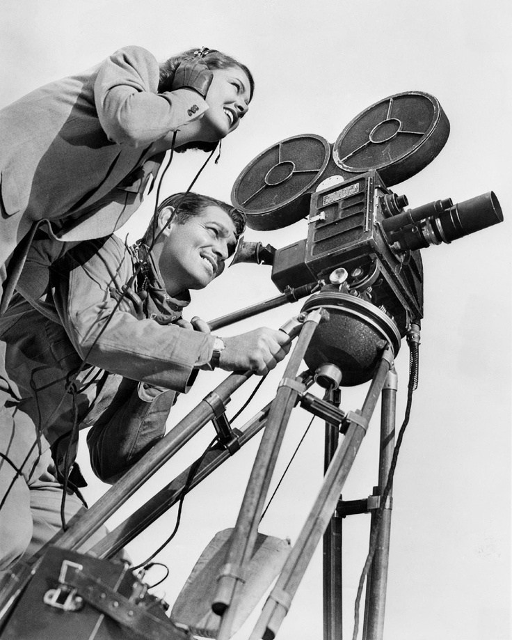 On Location : Too Hot to Handle (1938) Behind the Scenes