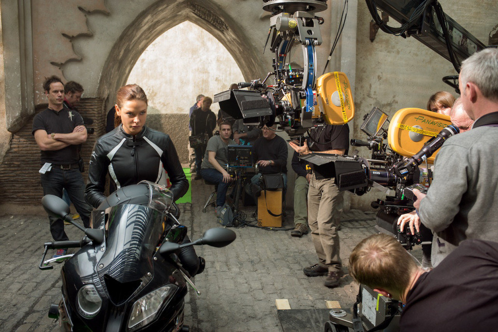 Mission: Impossible &νm;8211; Rogue Nation Behind the Scenes Photos & Tech Specs