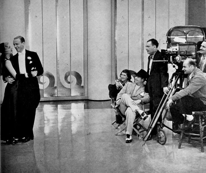 Filming Shall We Dance (1937) Behind the Scenes