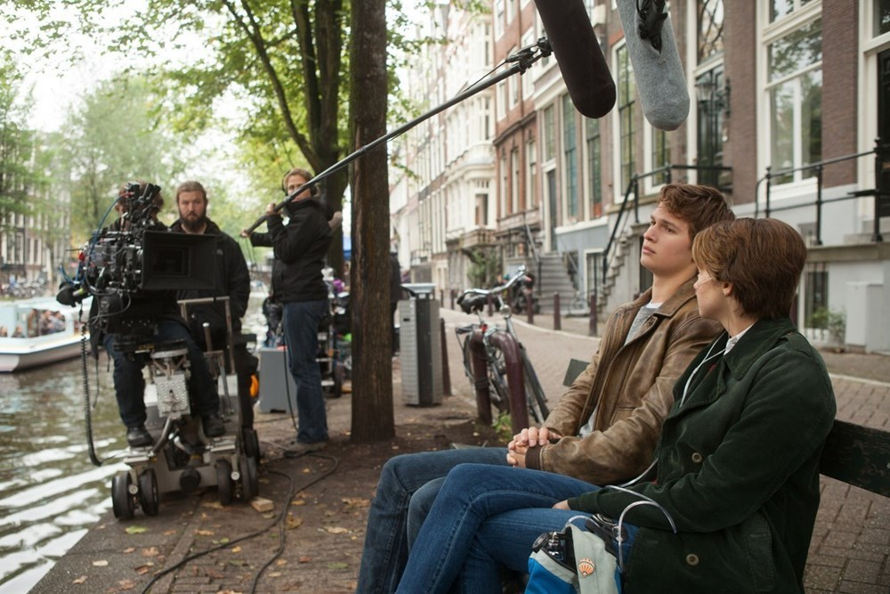 The Fault in Our Stars Behind the Scenes Photos & Tech Specs