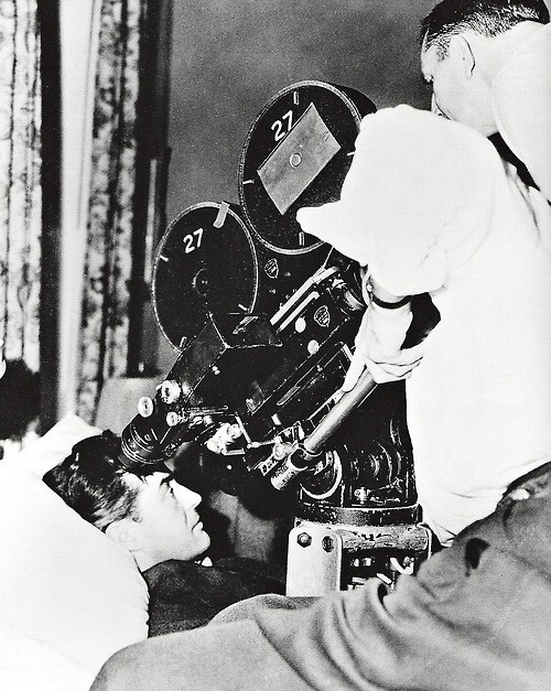 Filming The Lost Weekend (1945) Behind the Scenes