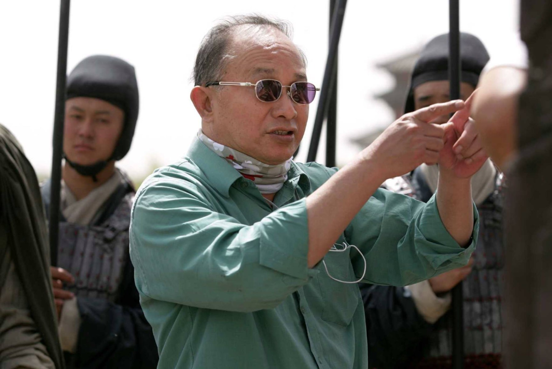 John Woo : Red Cliff (2008) Behind the Scenes