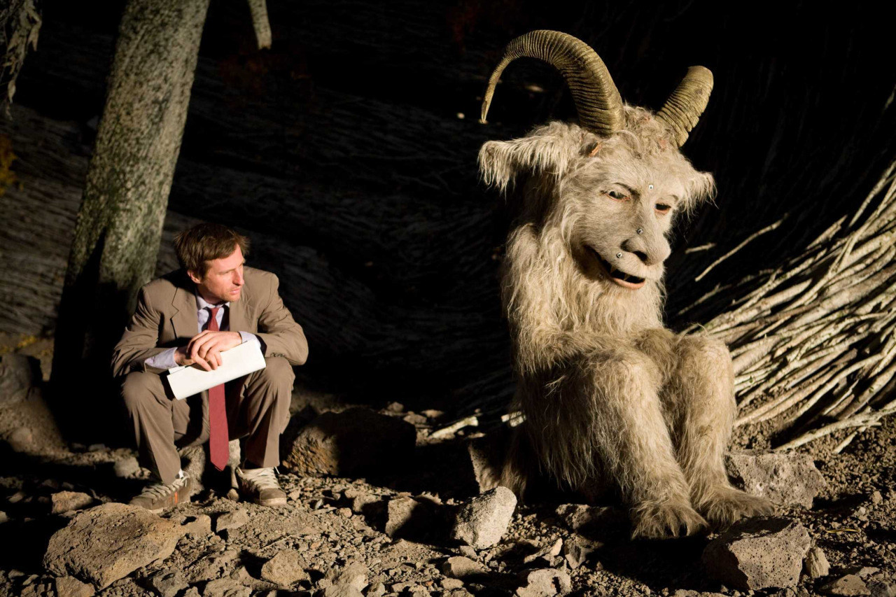 Where the Wild Things Are Behind the Scenes Photos & Tech Specs