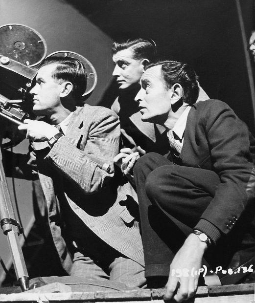 Filming Oliver Twist (1948) Behind the Scenes