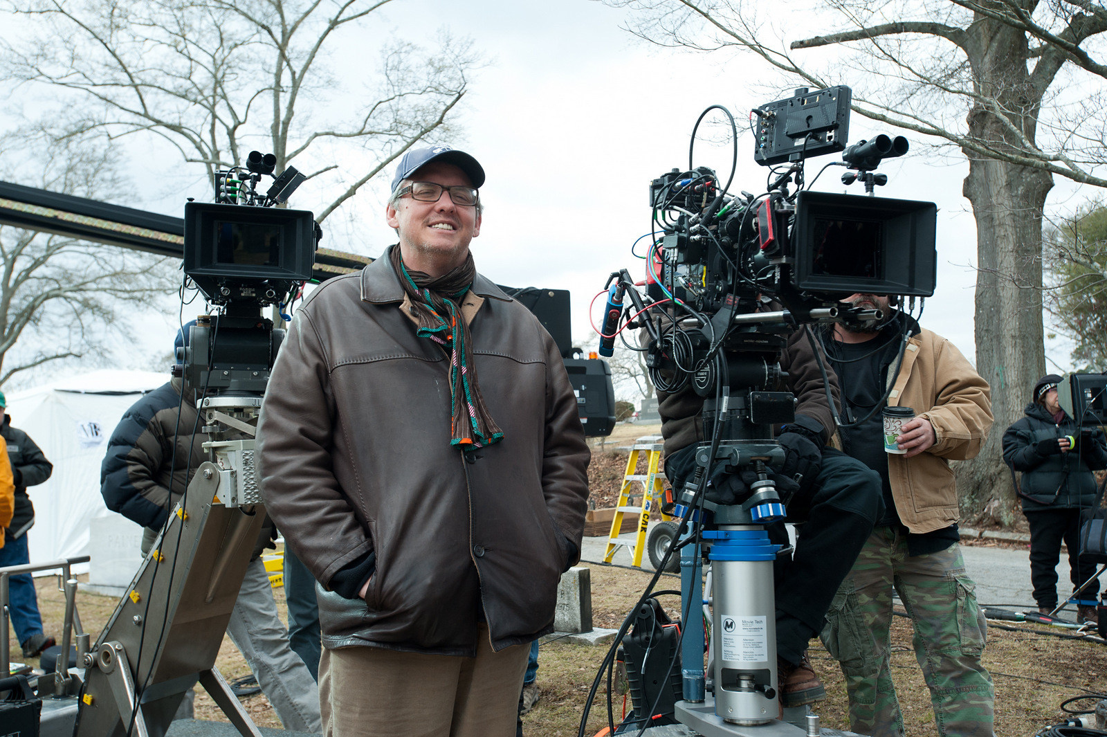Adam McKay : Anchorman 2 (2014) Behind the Scenes