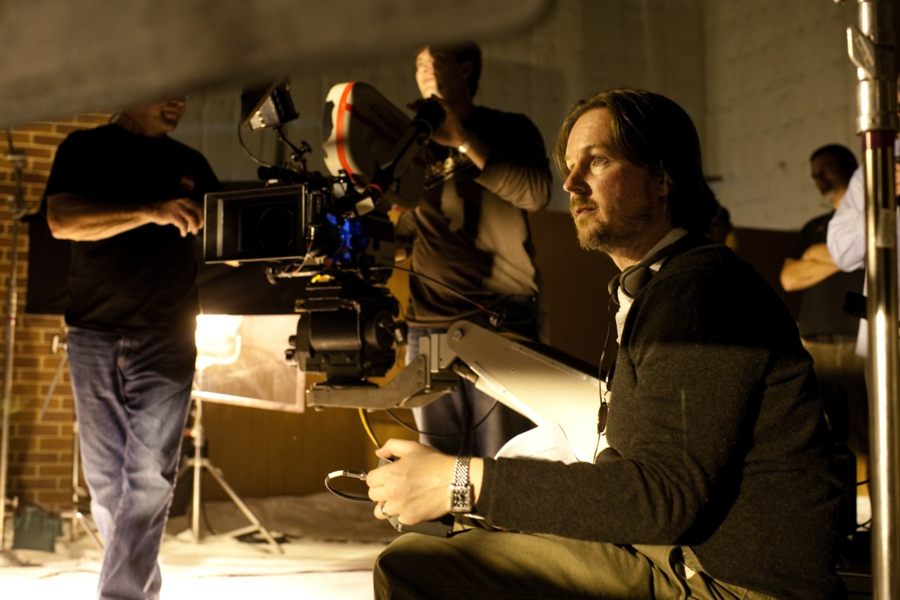 Matt Reeves : Let Me In (2010) Behind the Scenes