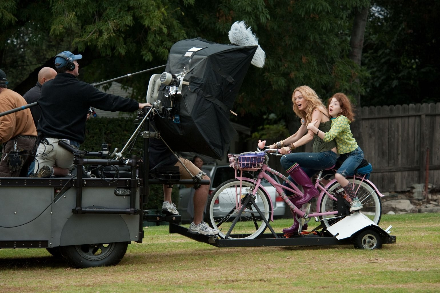 Filming Judy Moody and the Not Bummer Summer (2011) Behind the Scenes