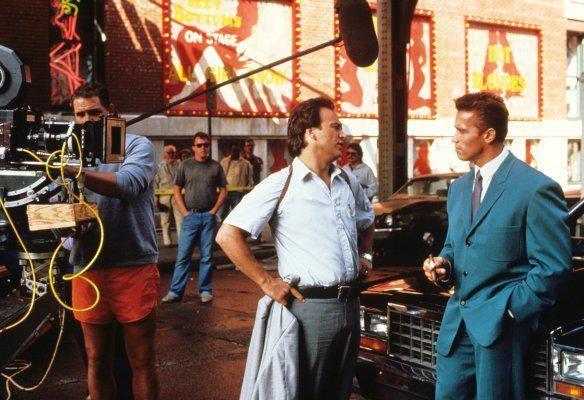 Filming Red Heat (1988) Behind the Scenes