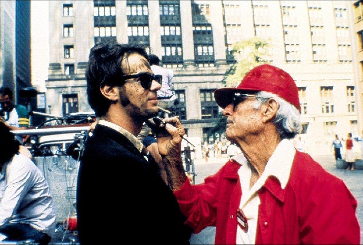 From the Film The Blues Brothers (1980) Behind the Scenes
