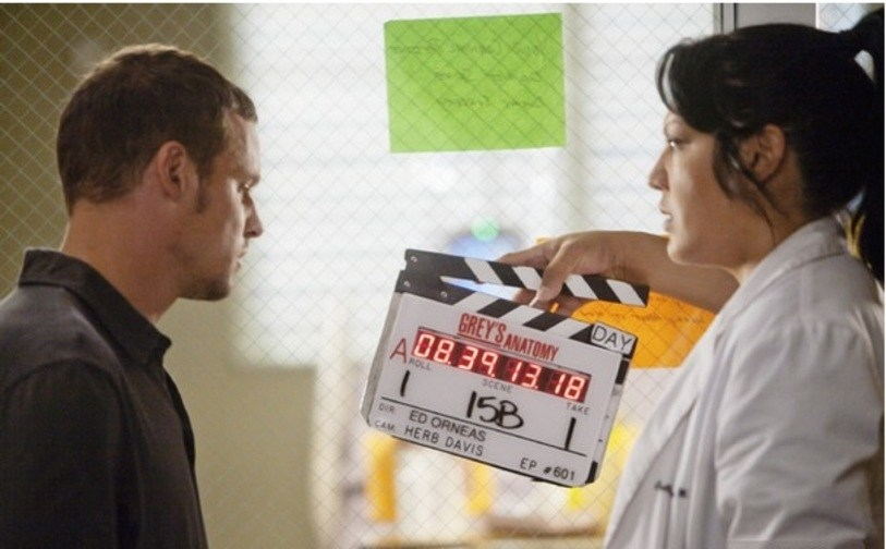 Filming Grey's Anatomy (2005) Behind the Scenes