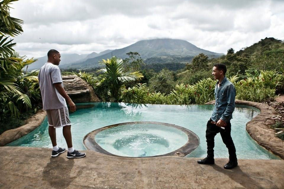 After Earth Behind the Scenes Photos & Tech Specs