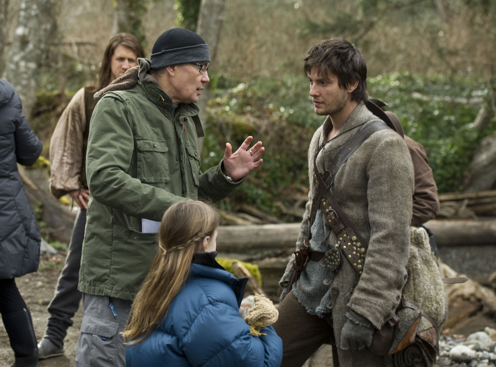 The Seventh Son Behind the Scenes Photos & Tech Specs