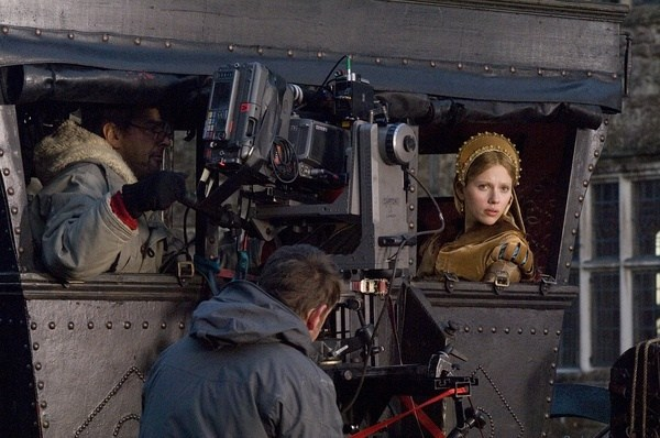 Filming The Other Boleyn Girl (2008) Behind the Scenes