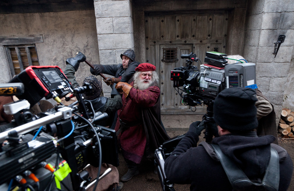 Simon Russell Beale : Hollow Crown (2012) Behind the Scenes