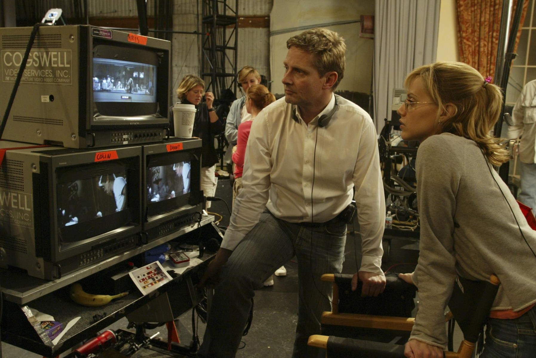 On Location : Little Black Book (2004) Behind the Scenes