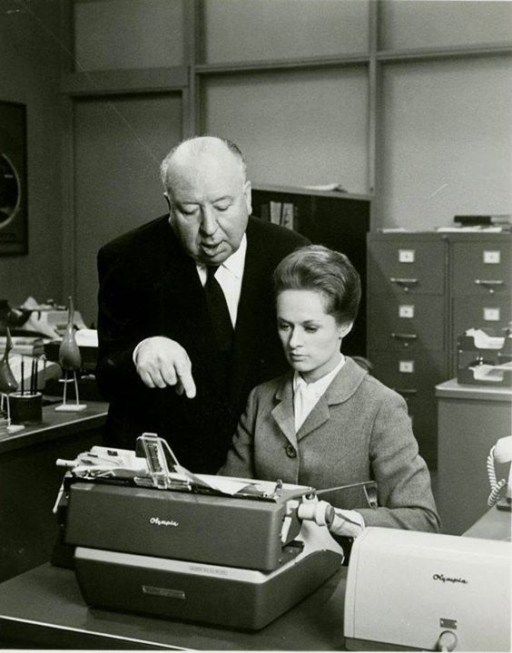 Hitchcock and Marnie Behind the Scenes