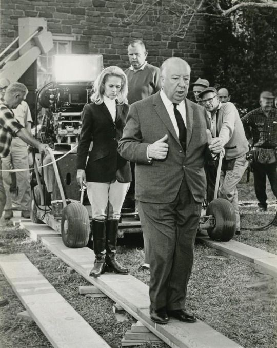 On Location : Marnie (1964) Behind the Scenes
