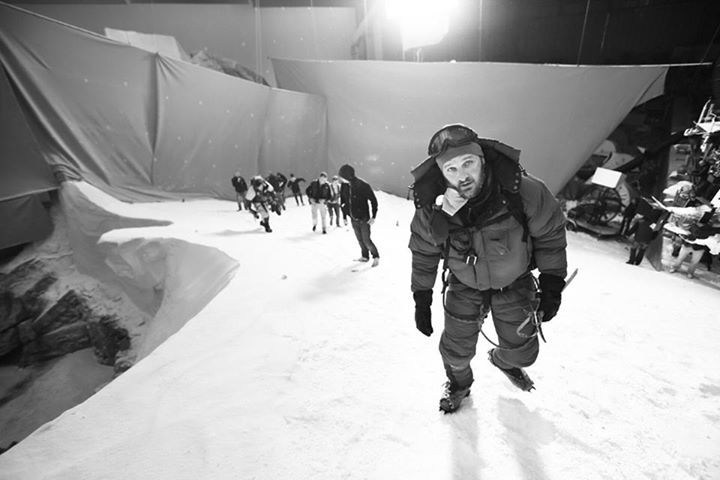 From the Film Everest (2015) Behind the Scenes