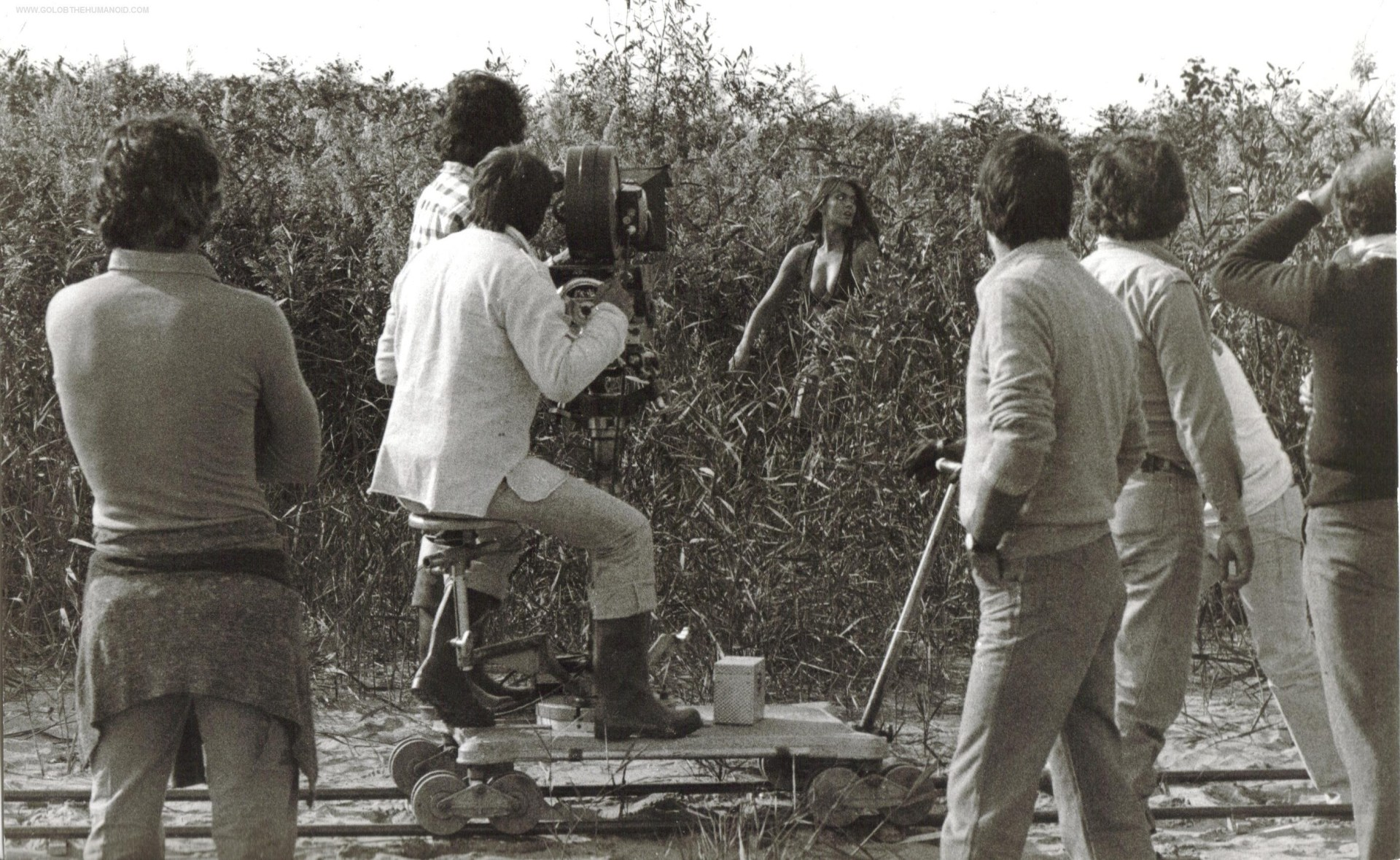 Filming Starcrash (1978) Behind the Scenes