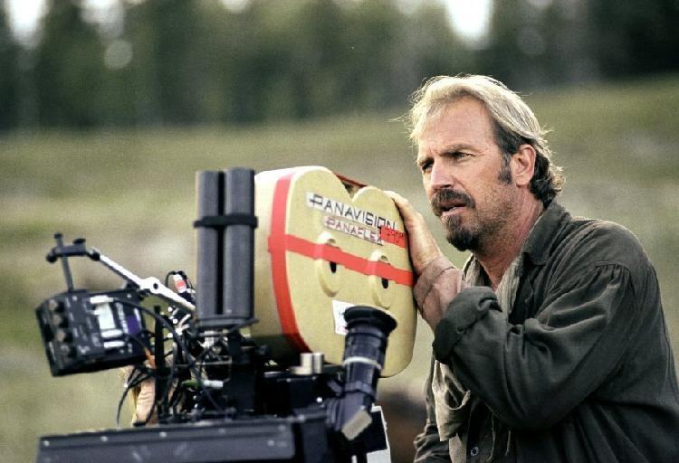 On Set of Open Range (2003) Behind the Scenes