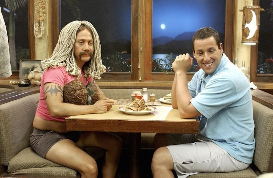 50 First Dates Behind the Scenes Photos & Tech Specs