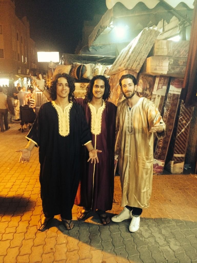 On Location : Tut (2015) Behind the Scenes