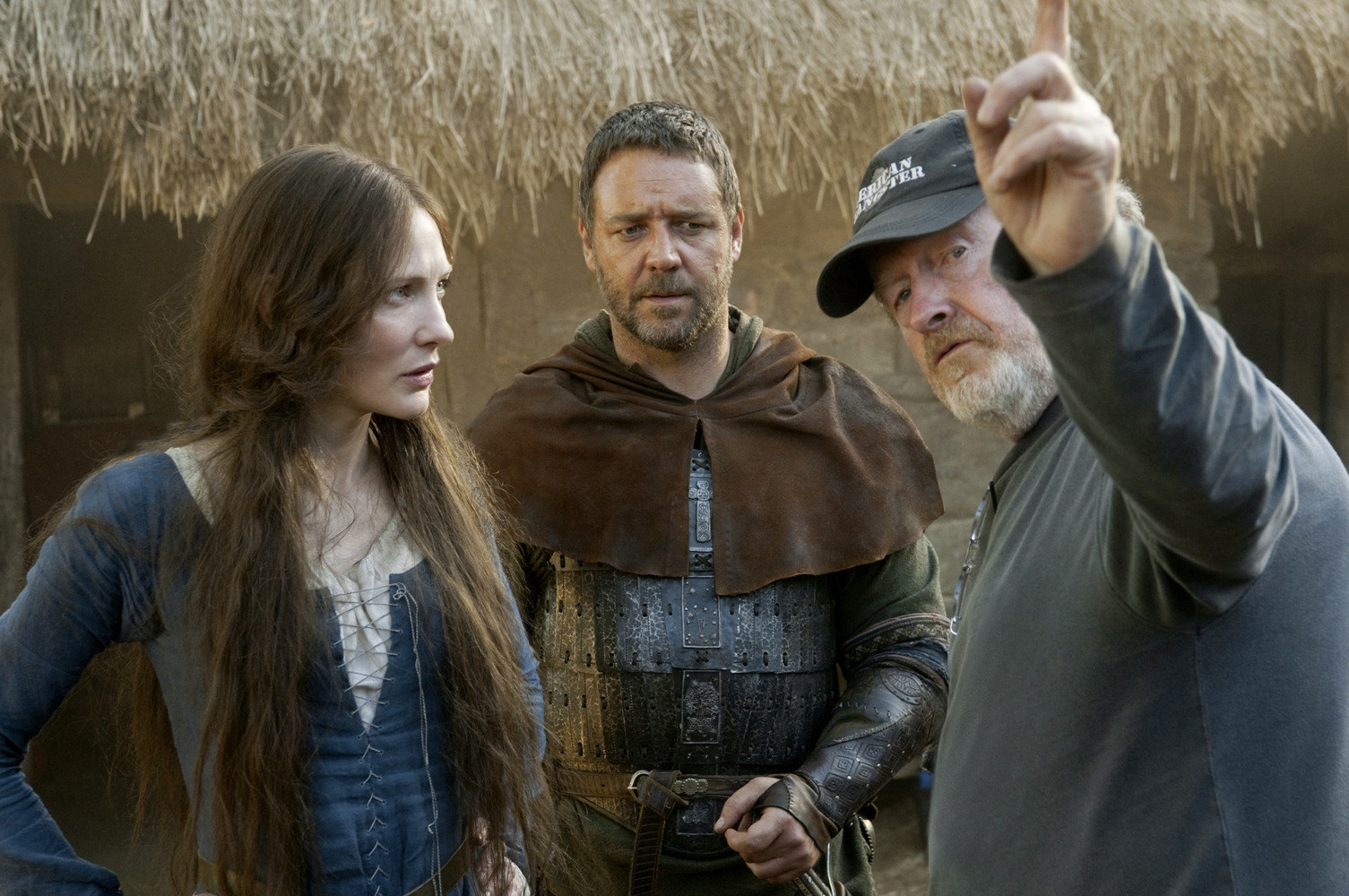 Robin Hood Behind the Scenes Photos & Tech Specs