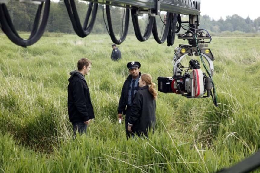 The Killing Behind the Scenes Photos & Tech Specs