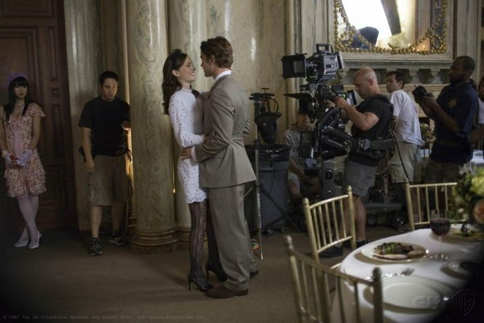 On Location : Gossip Girl (2007) Behind the Scenes