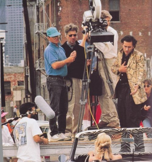 Filming Wild at Heart (1990) Behind the Scenes
