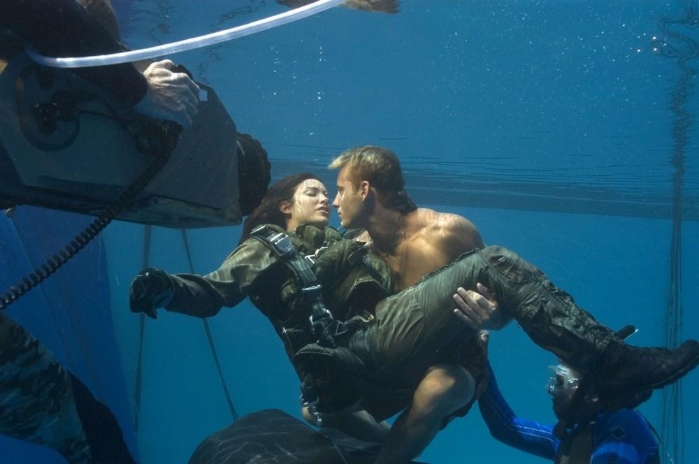 Filming Aquaman (2006) Behind the Scenes