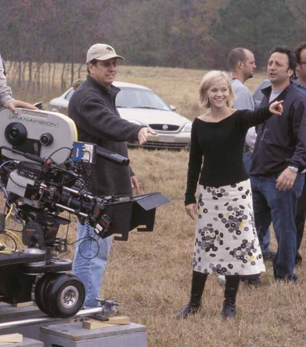 The Sweet Lady in Sweet Home Alabama (2002) Behind the Scenes