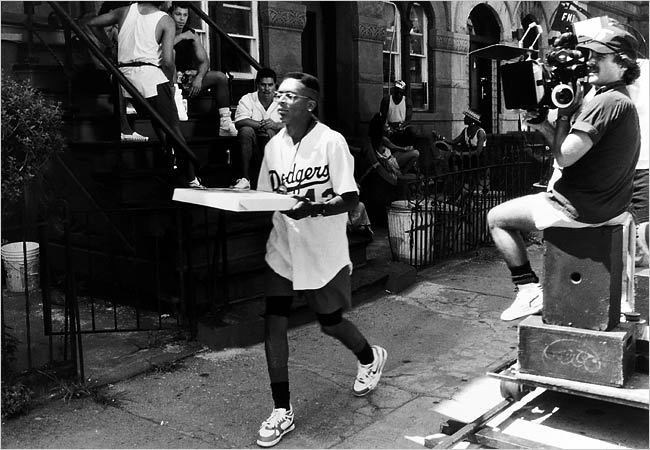 Do the Right Thing Behind the Scenes Photos & Tech Specs