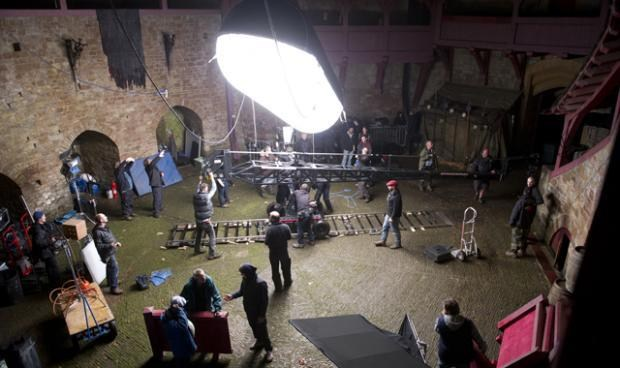 On Location : Da Vinci's Demons (2013) Behind the Scenes