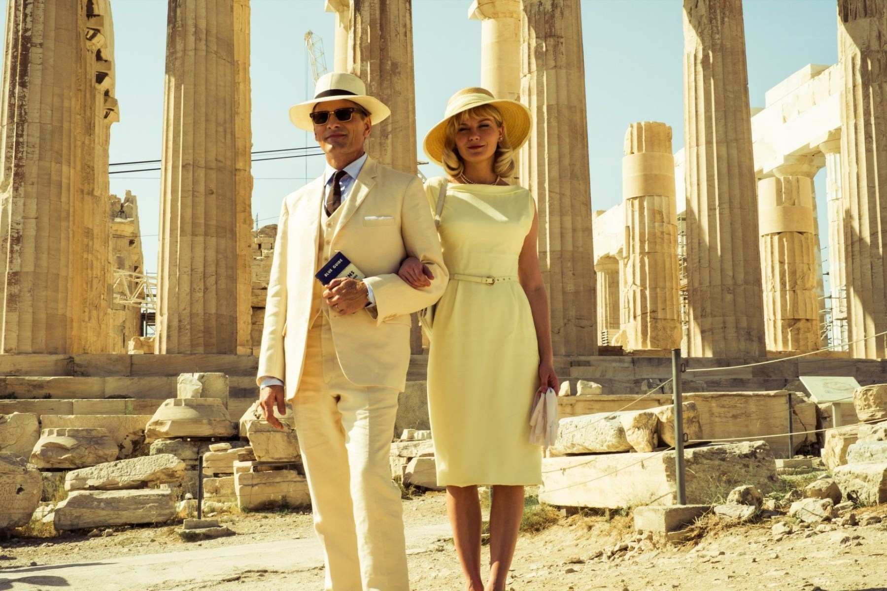 On Location : The Two Faces of January (2014) Behind the Scenes