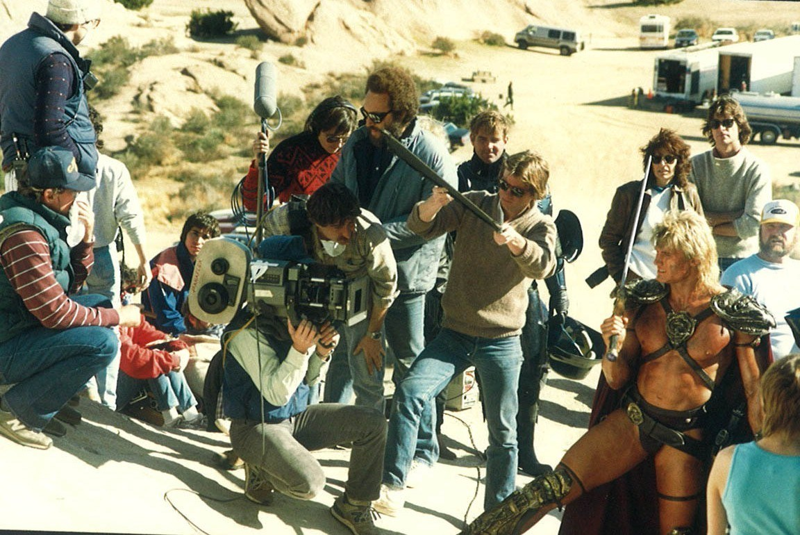 Masters of the Universe Behind the Scenes Photos & Tech Specs