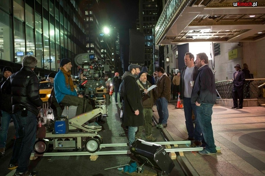 On Location : Delivery Man (2013) Behind the Scenes