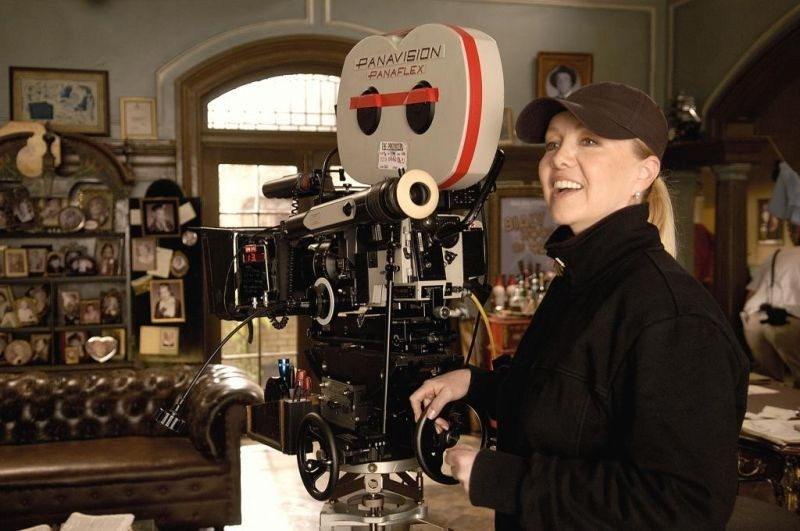 The Director of The Producers (2005) Behind the Scenes