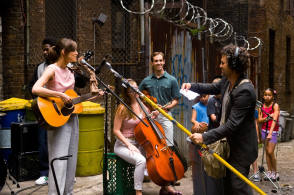 Begin Again (2013) - Behind the Scenes photos