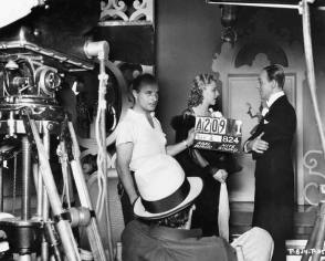 Top Hat (1935) - Behind the Scenes photos