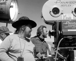 High Plains Drifter (1973) - Behind the Scenes photos