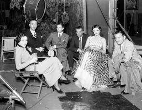 On the Set of Thin Man (1934) - Behind the Scenes photos