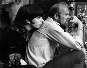 Liza and Bob : Cabaret (1972) - Behind the Scenes photos