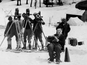 The Gold Rush (1925) - Behind the Scenes photos