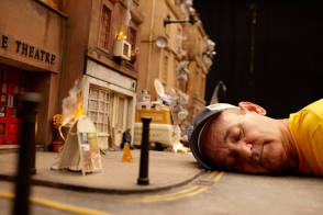 Bill Murray : Fantastic Mr. Fox (2009) - Behind the Scenes photos
