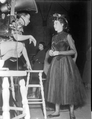 An American in Paris (1951) - Behind the Scenes photos