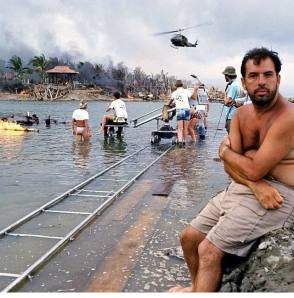 Apocalypse Now (1979) - Behind the Scenes photos
